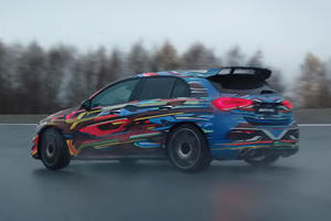 Mercedes-AMG A45 Demonstrates Awesome Drift Mode