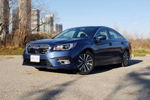 2019 Subaru Legacy Test Drive Review: Another Solid,  Beleaguered Sedan