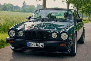 How To Turn A Classic Jaguar Into A Modern Weapon
