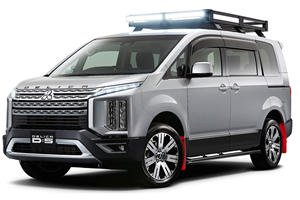 Mitsubishi Unveils Minivan We Could Live With