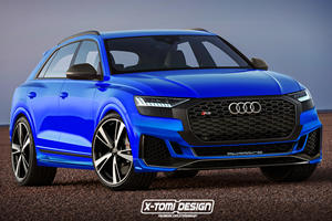 Is This Proof The Audi RS Q8 Is Coming Soon?