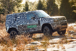 It's Back! Land Rover Defender Returning To US In 2020