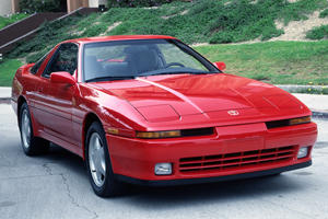 A70 Generation Toyota Supras Are Incredibly Cheap Right Now