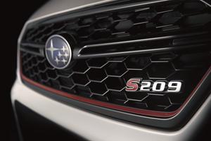 It's Official: Hardcore Subaru STI S209 Is Coming