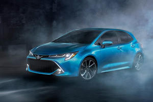 A Hotter Corolla Could Be The Next Performance Car From Toyota
