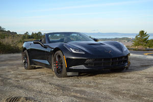 2019 Chevrolet Corvette Stingray Convertible Test Drive Review: Supercar On A Budget