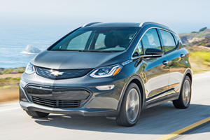 Chevrolet Bolt Is Not Having A Good 2018