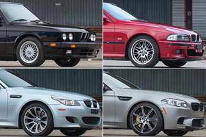 This Is The Best Way To Start Your Own BMW M5 Collection