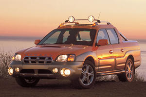 The Subaru Baja Is The Turbocharged Mini-Truck In A League Of Its Own