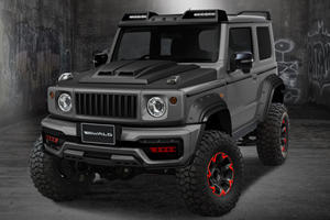 Suzuki Jimny Black Bison Edition Is The Mighty Off-Roader We Crave