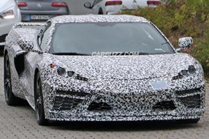 This Is What The Top Trim C8 Corvette Will Be Called