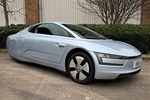 The XL1 Was Volkswagen's Vision Of The Future