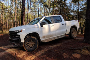 2019 Chevrolet Silverado Trail Boss Test Drive Review: Born To Offroad