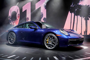 Why The New 992 Porsche 911 Might Have The Perfect Body