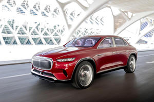 Get Ready For A Mercedes-Maybach SUV