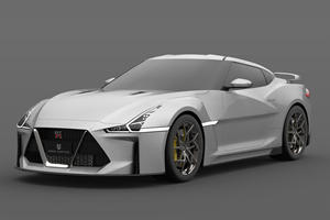 What If The New 2021 Nissan GT-R Looked Like This?