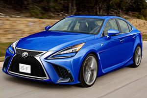 Lexus Wants To Rejoin The BMW M3 Fighting Business