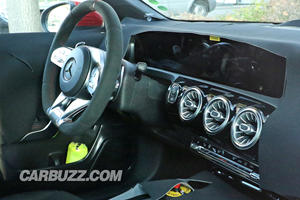 Check Out The Clever Interior Tech Of The New Mercedes CLA