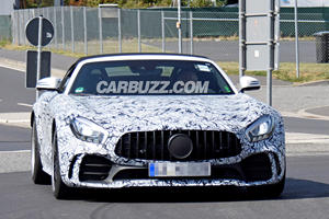 Mercedes-AMG GT R Roadster's Power Output Revealed
