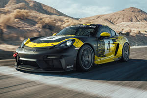New Porsche 718 Cayman GT4 Clubsport: Faster, Lighter, And Built For The Track