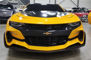 Transformers Bumblebee Camaros Are The Real Deal