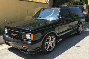 Weekly Craigslist Hidden Treasure: 1993 GMC Typhoon