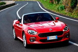 Is The Fiat 124 Spider About To Be Killed Off?