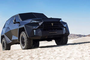 9 Seriously Expensive & Exclusive SUVs