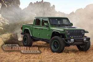 Jeep Gladiator Hercules Is Coming To Battle The Ford Raptor