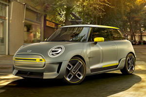 Mini Wants To Build World's First Electric Hot-Hatch
