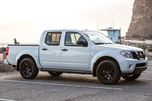 Nissan Frontier Is Still Smashing A Certain Full-Size Truck