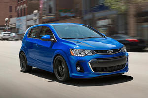 The Chevy Sonic Isn't Ready To Die Just Yet