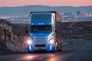 Daimler's Self-Driving Semi Truck Hits The Road This Year