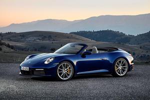 Meet The 2020 Porsche 911 Carrera Cabrio