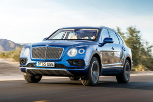 Bentley Under Serious Pressure To Turn A Profit