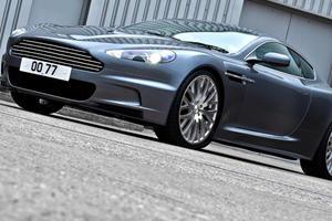 A. Kahn Design Present The Casino Royale Aston Martin DBS