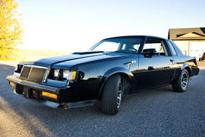 This Unmodified Buick Grand National Is A Seriously Tempting Buy