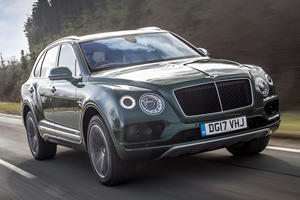 Bentley Bentayga Speed Has One Main Target