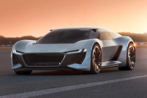 Audi's 764-HP Electric Hypercar Will Enter Production