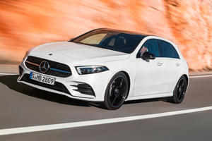 Mercedes Plotting New Small Hatchback To Rival Mini?