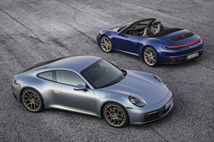 Nothing Stops Porsche From Selling More Cars