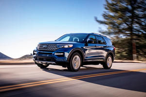 Can't Afford The New Ford Explorer? Here Are Seven Cheaper Alternatives