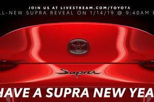 2020 Toyota Supra Teased For The Very Last Time*