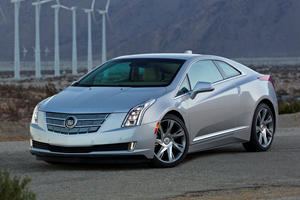 Cadillac May Morph Into All-Electric Tesla Rival