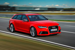 EXCLUSIVE: Audi Will Bring The A6 And RS6 Avant To The US