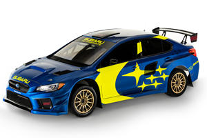 Subaru Resurrects Most Iconic Motorsports Livery