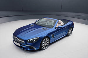 New Mercedes SL Will Be Inspired By One Of The Most Stunning Cars Of All Time