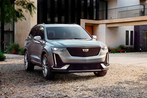 Presenting The 2020 Cadillac XT6