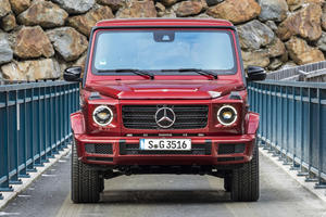 Europeans Can Now Get A Cheaper Mercedes G-Wagon