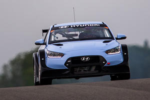 This Is The Hyundai Veloster N TCR Race Car